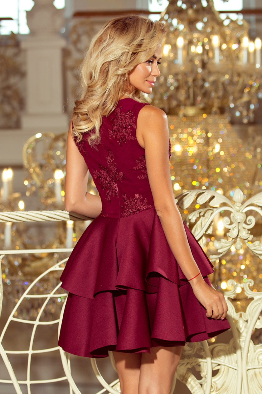 wine red back -