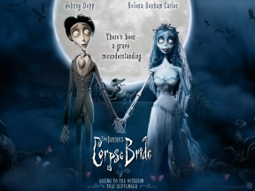 Corpse Bride, כלת רפאים של טים ברטון