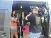 Live Fashion segment for ABC 6 news. What's in style for Fall 2012