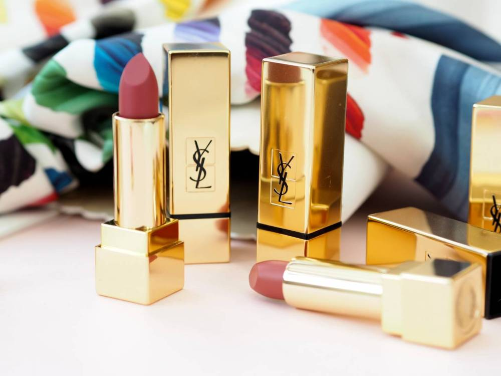 Beauty Ysl Beaut 233 Introduce Five New Shades Of Matte