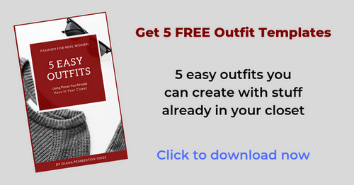 Get 5 Outfit Templates for FREE