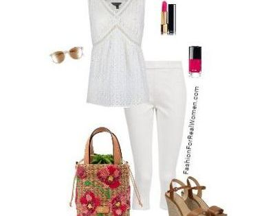 Summer Casual; Outfit