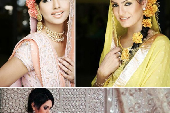 Indian Bride Spring Looks