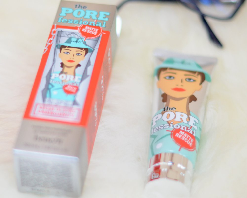 Benefit matt porefessional