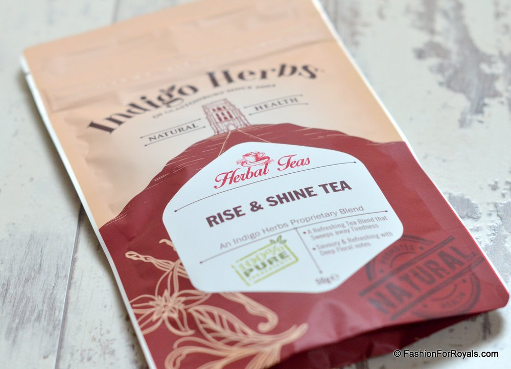 Indigo Herbs Rise and Shine Tea