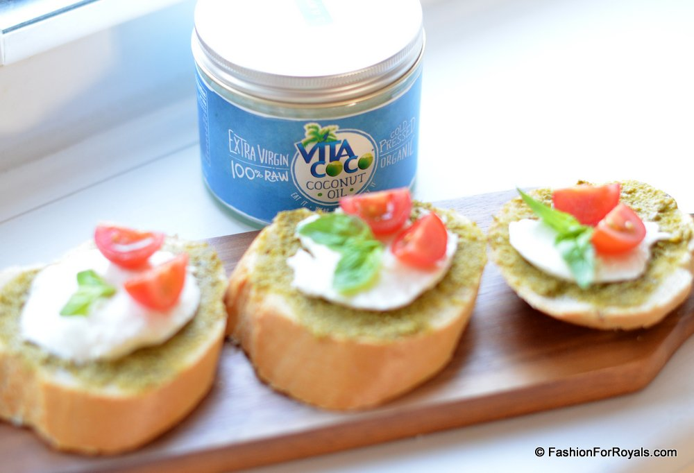 Vita Coco Coconut Oil Review - 3
