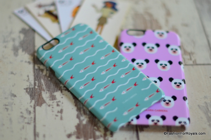 Clara-Carabera Phone Covers