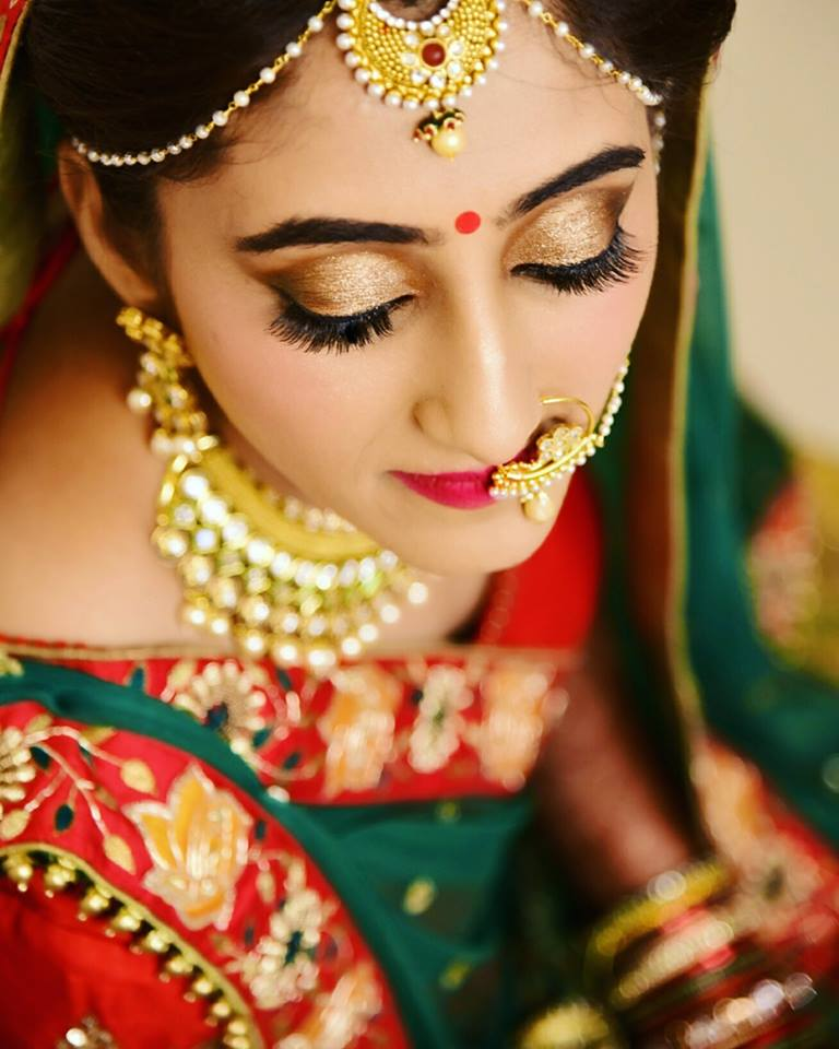 Indian Wedding Make Up Trends Fashionforroyals