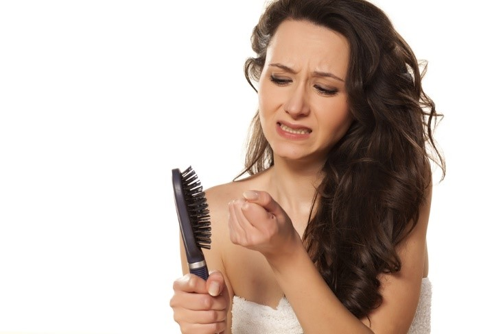 Prolonged use of shampoos and other hair products can cause dryness of the scalp and strip hair of its natural oils and moisture.