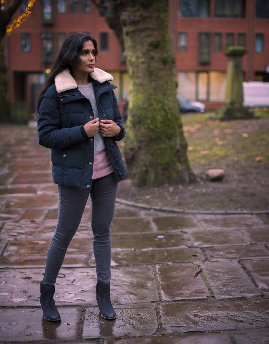 Winter Dressing with Fatface - FashionForRoyals