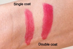 Chubby Stick Intense - Mightiest Maraschino swatches