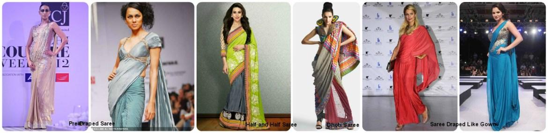 Saree Trends for Festive Season 2013