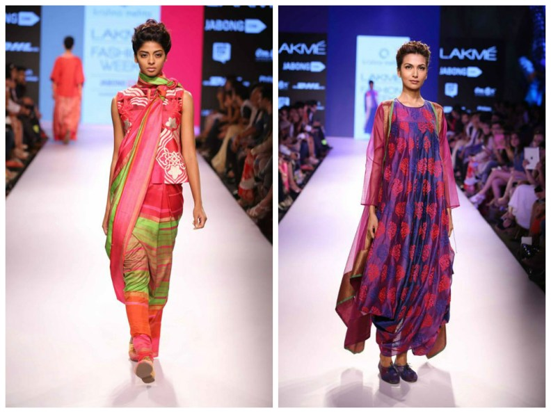 Lakme Fashion Week-18-2015-Krishna-Mehta