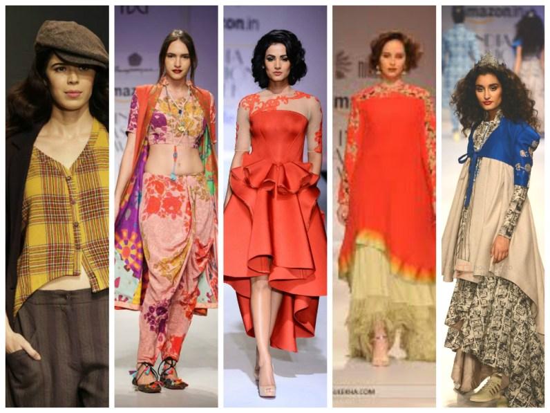 Amazon India Fashion Week 2015