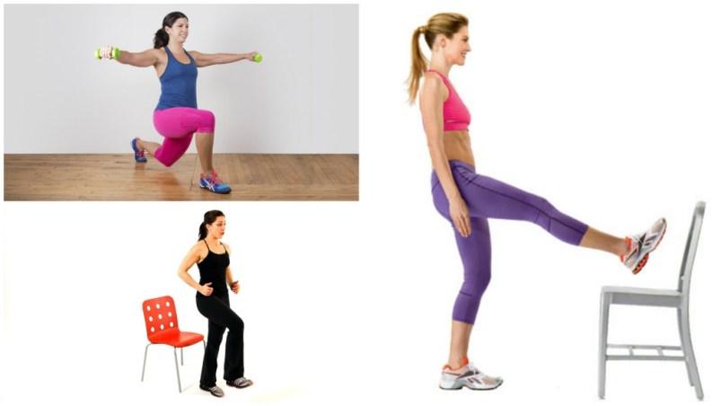 3 Exercises For Killer Skirt-Worthy Legs