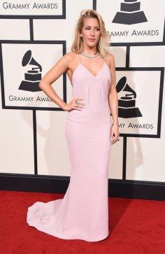 Ellie Goulding, Grammy Awards 2016.