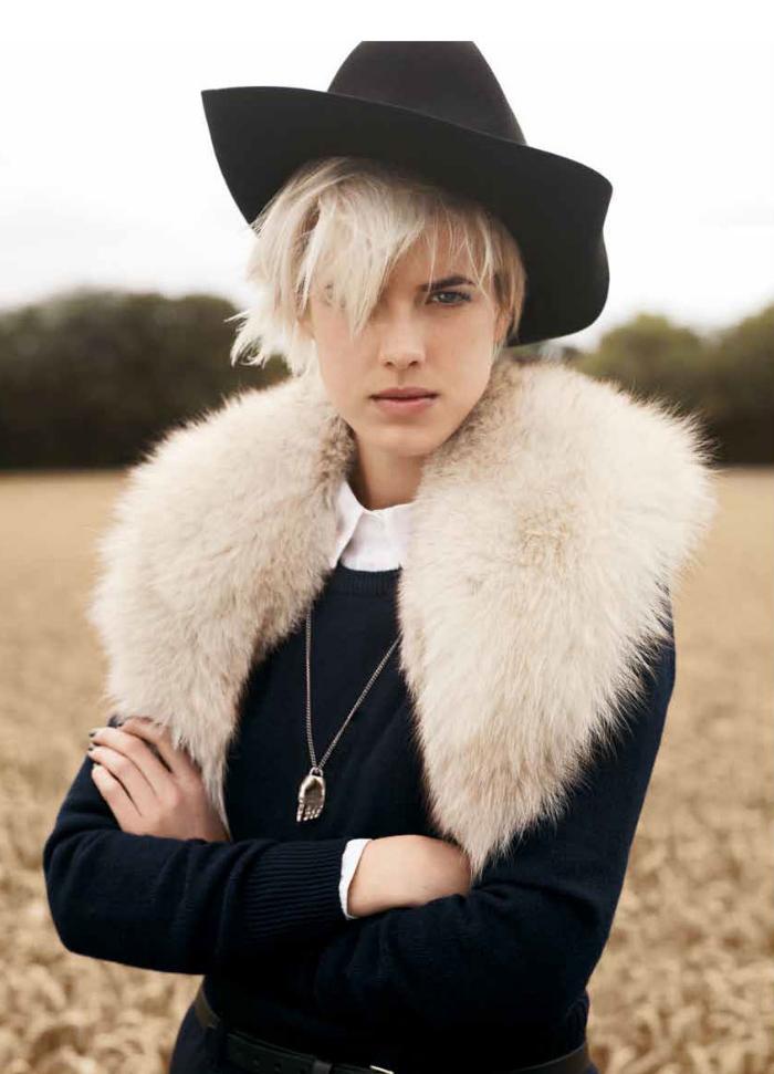 Agyness Deyn By Ben Weller For Twin 5 Fashion Gone Rogue