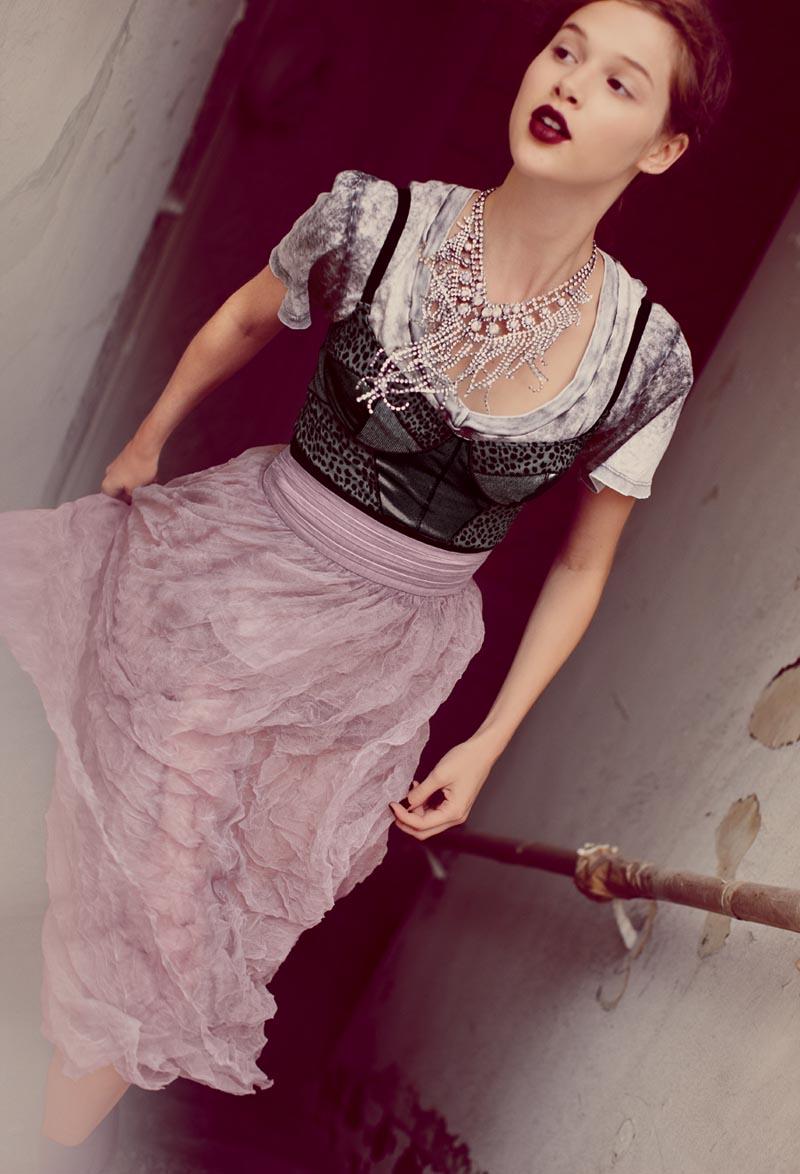 р fairy4 Anais Pouliot и Andreea Дьякону звезды в свободных народов Fairytale Каталог Inspired ноября