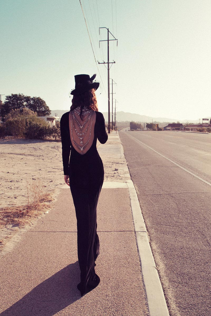querelle jansen11 Querelle Jansen Takes a Road Trip for Numéro #138 by Sofia and Mauro