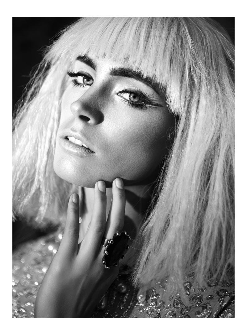 rose12 Koray Парлак Побеги Гламур с краю для Elele Magazine Ноябрь 2012