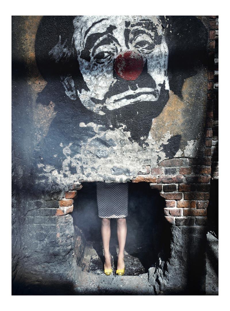 rose3 Koray Парлак Побеги Гламур с краю для Elele Magazine Ноябрь 2012