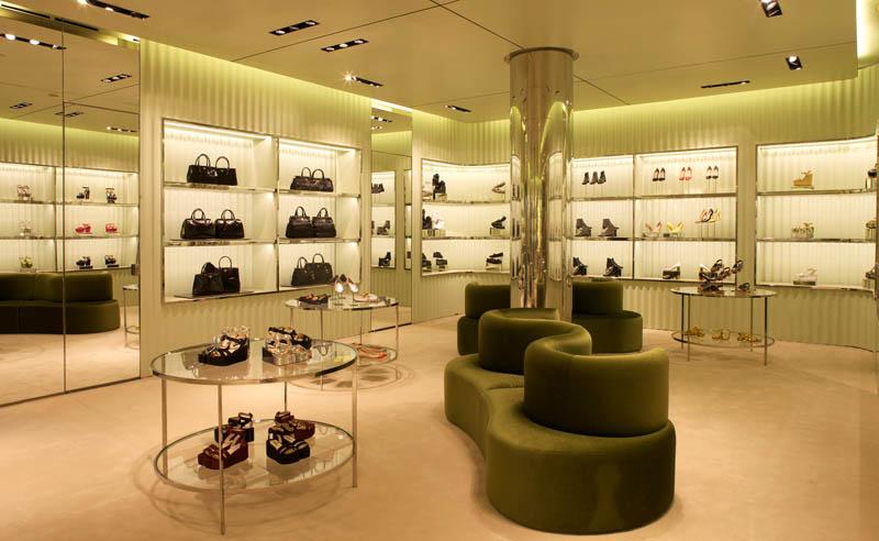 Prada Opens New Store In Miamis Design District Fashion