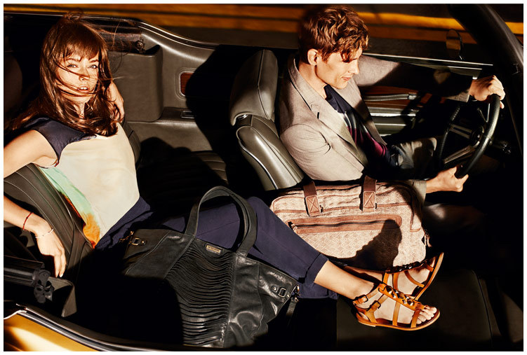 boss orange5 Jac Jagaciak Cruises for Hugo Boss Oranges Spring 2013 Campaign by Dan Martensen