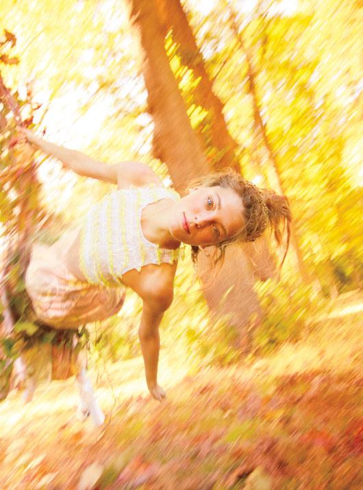 DariaEarthW8 Daria Werbowy это рай на земле для W Выпуск журналы январе Райан МакГинли