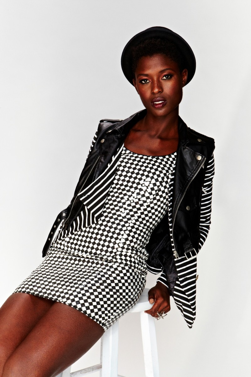 JodieSmith18 Nasty Gal Taps Jodie Smith for its Loud and Clear Lookbook