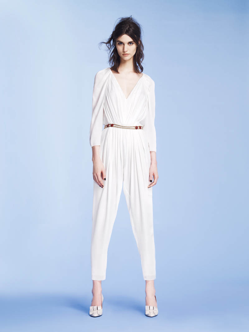 Sonia Rykiel Covers the Essentials for PreFall 2013 Collection