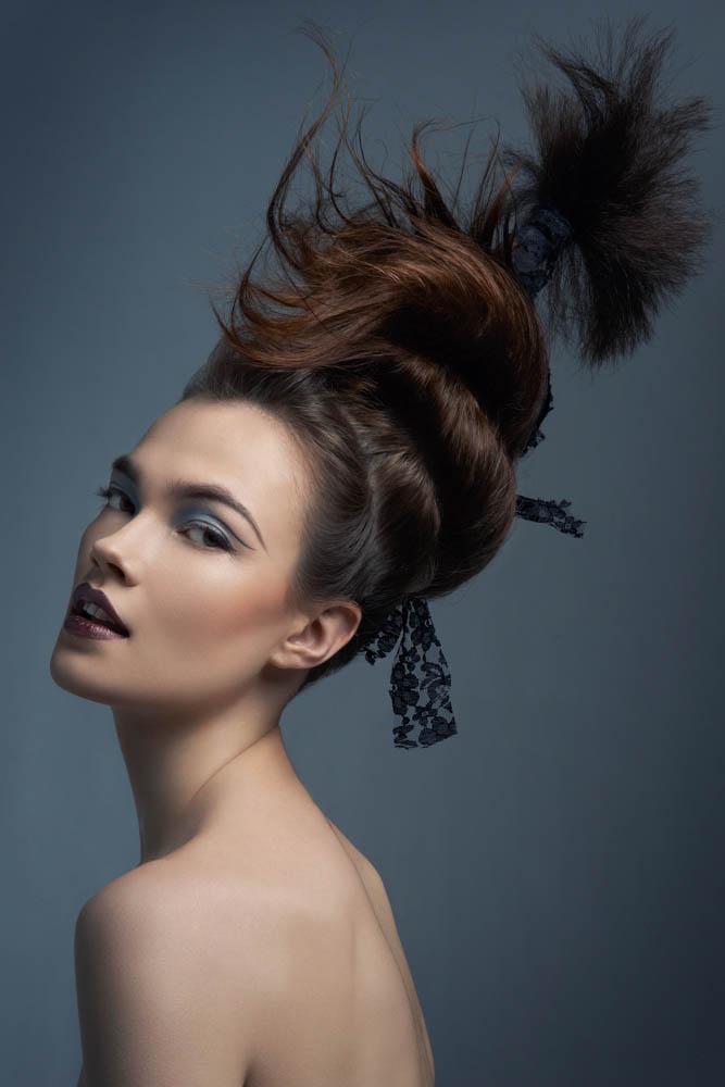 Elina Wears Twisted Styles for Jeff Tse  Fashion Gone Rogue