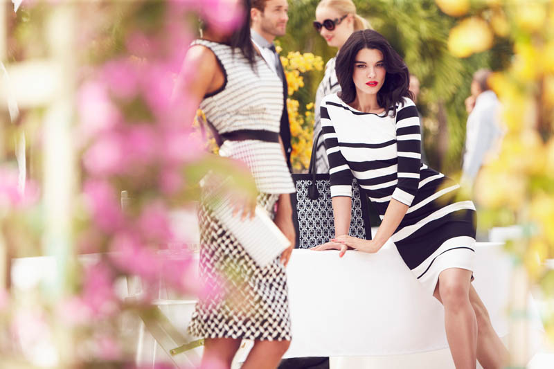 mMax Abadian Crystal Renn Chateau7 Crystal Renn Fronts La Chateau Spring 2013 Campaign by Max Abadian