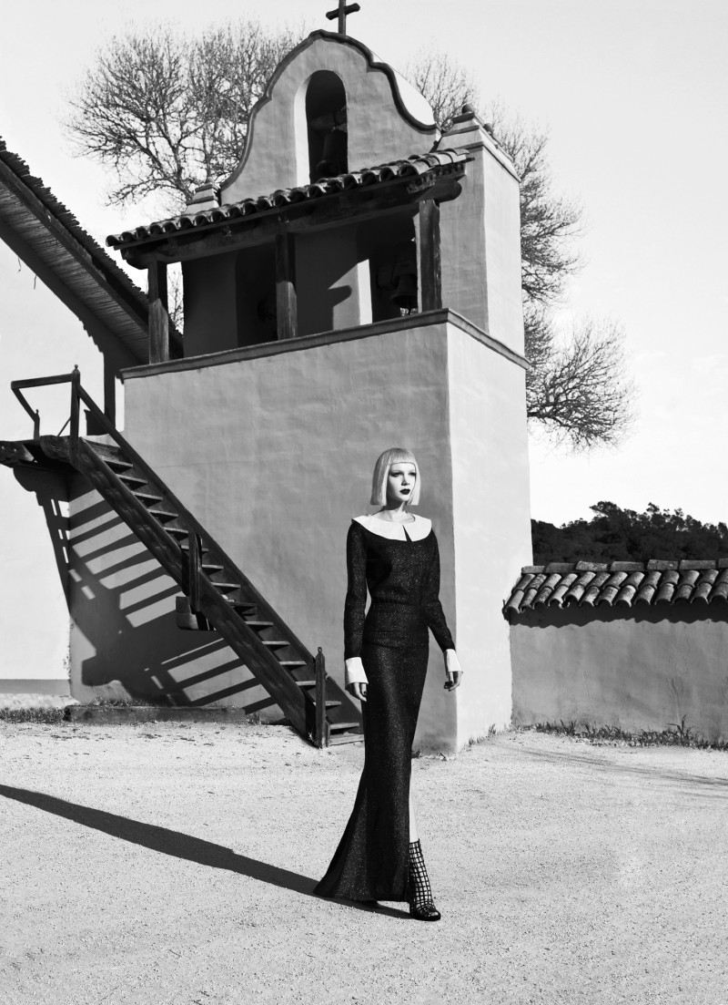 Carey Mulligan Stars in Flaunt Magazine Cover Shoot by Stevie and Mada  Fashion Gone Rogue