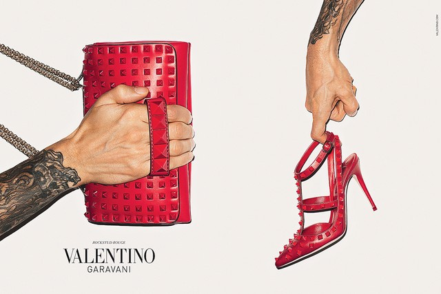 valentino terry richardson From Saint Laurent to Armani: A Roundup of the Fall Campaigns (So Far)