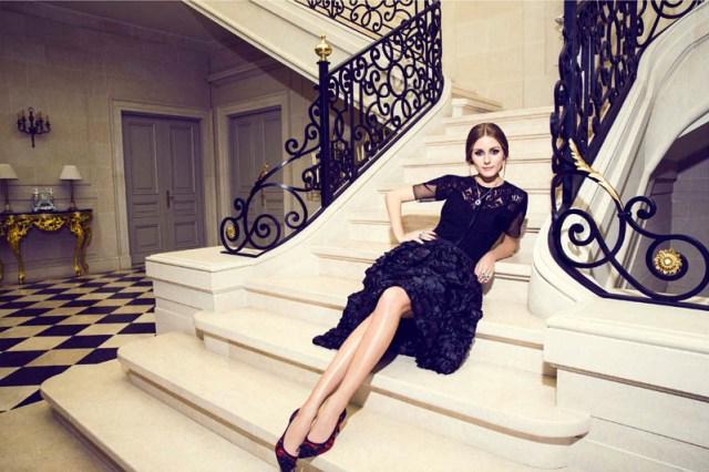 Olivia Palermo u reklamnoj kampanji za 'Carrera y Carrera' nakit