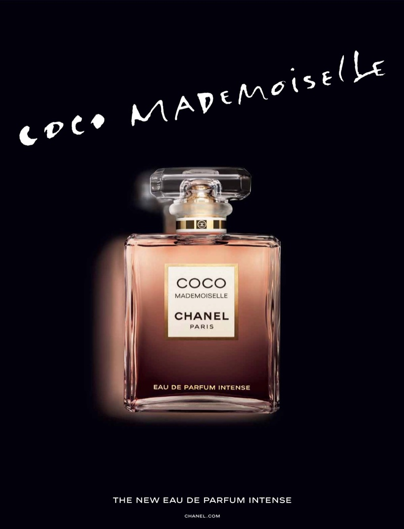 Coco Mademoiselle Keira Knightley | Chanel Coco Mademoiselle Fragrance | Ad
