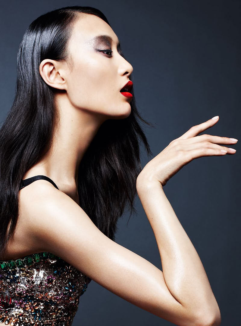 Shu Pei is Powerful in S Moda's May Cover Story. Shot by Kai Z Feng   Fashion Gone Rogue