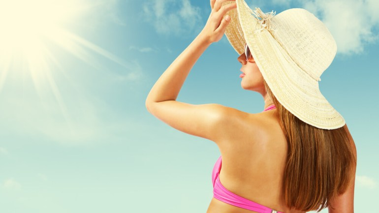 Tips for protecting your skin in summer