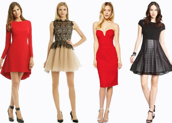 Valentine Day Dresses