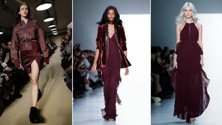 All about the Burgundy