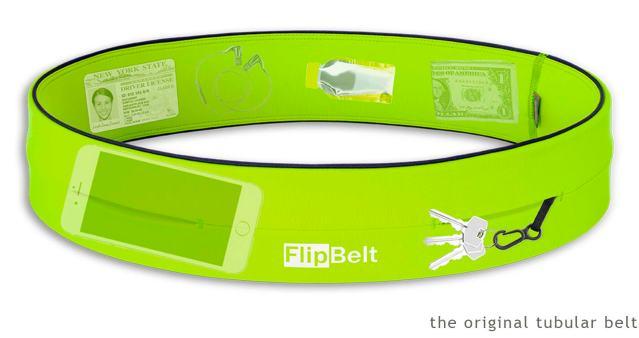 phone belt running