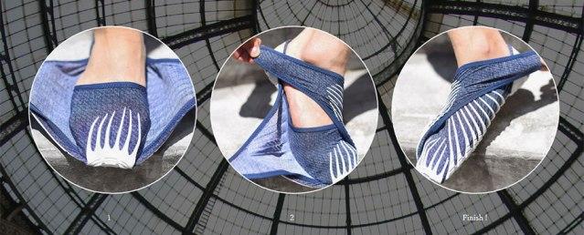 wrap around shoes fashion grinch3