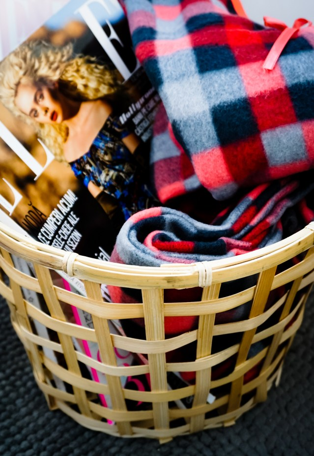 Have you ever fallen in love with a simple wooden basket? I did! @ikea