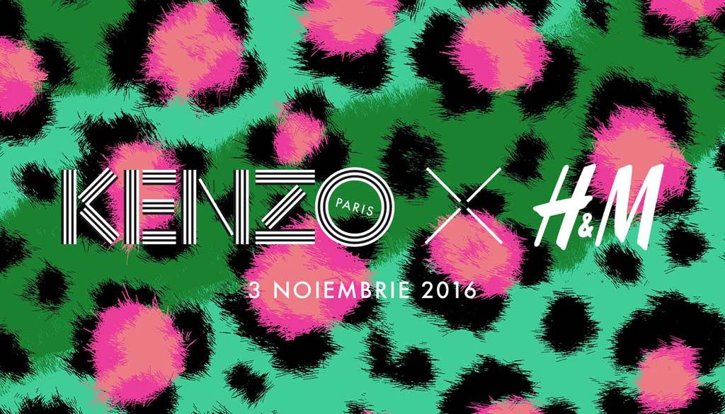 3 Things I Want To See From Kenzo For H&M