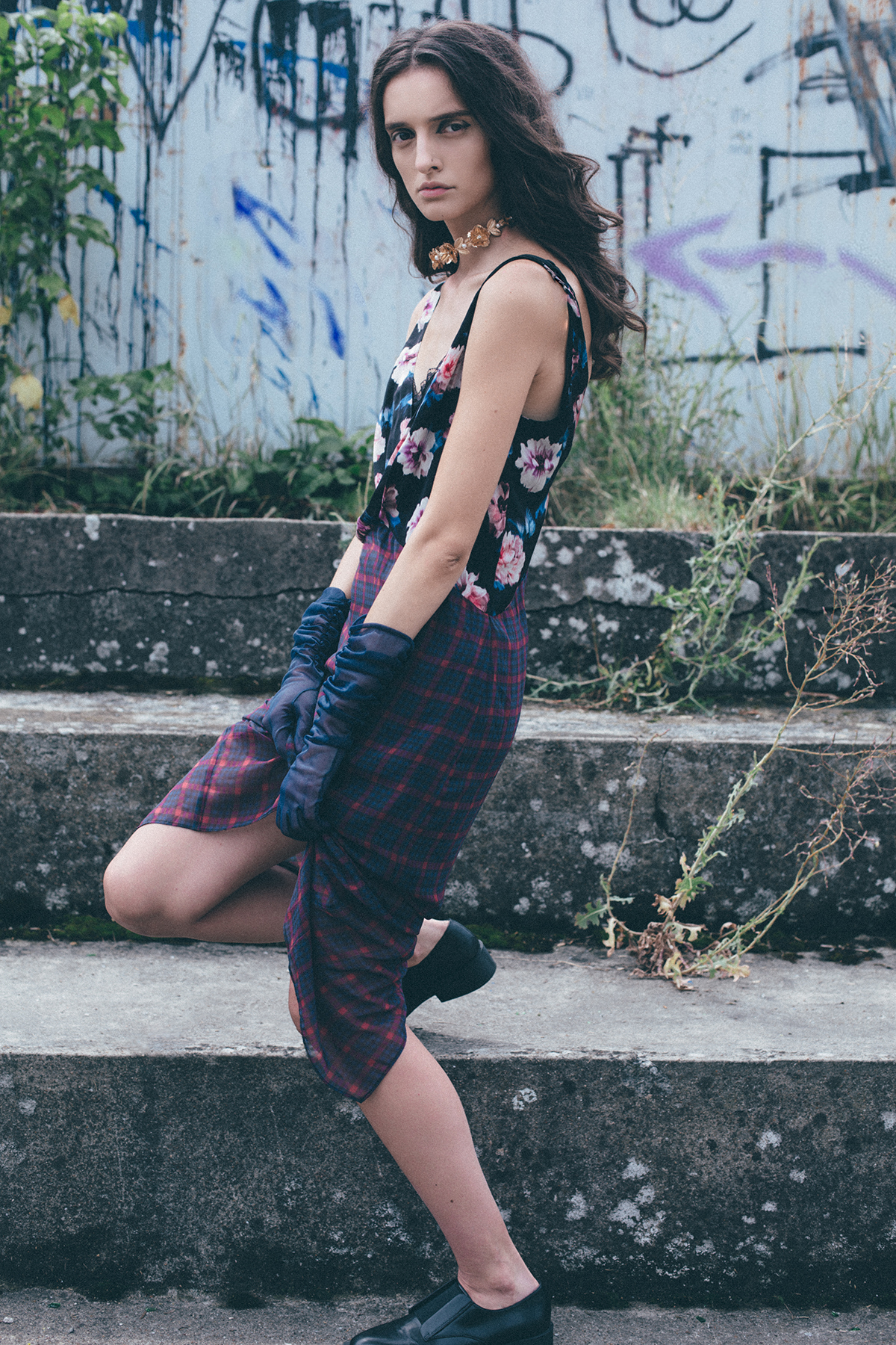 Unfinished Symphaty By Mili Malinovic Fashion Grunge
