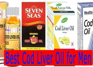 Best Cod Liver Oil for Men