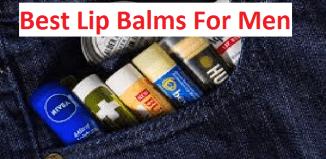 Best Lip Balms For Men in india