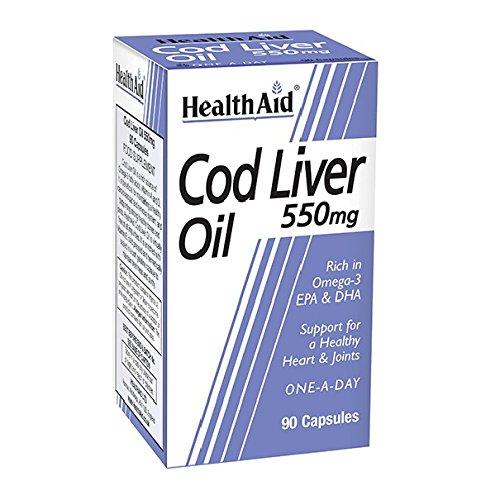 Healthaid Cod Liver Oil