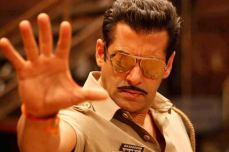 Salman Khan Hairstyle in Dabangg