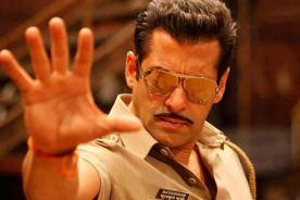 Salman Khan Hairstyle in Dabangg